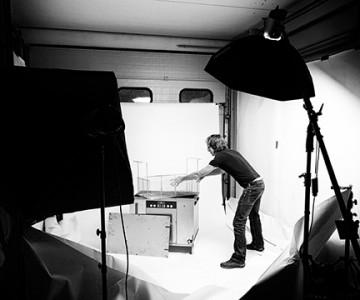 Produktfotografie für Katalog der Fil-Tec Rixen GmbH