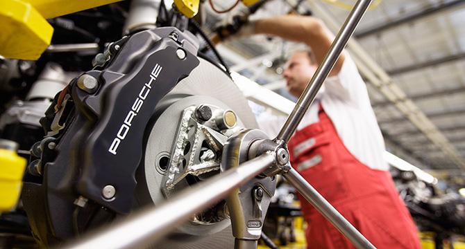 Industriefotografie in der Automobilindustrie