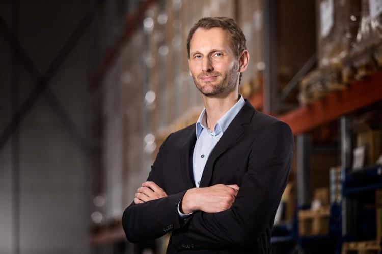 Porträtfoto von Dirk Köppen, Geschäftsführer der Valdemar Krog GmbH