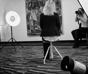 Als Porträtfotograf im Steigenberger Hotel Hamburg