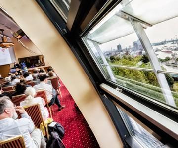 Wieder einmal als Fotograf im Hotel Hafen Hamburg