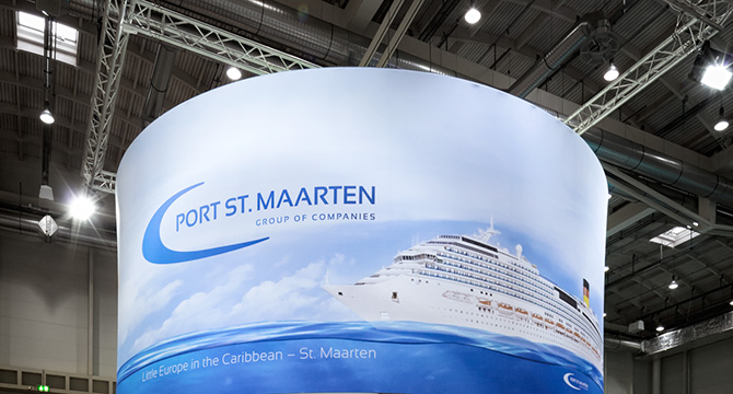 Als Messefotograf auf der Seatrade Europe in Hamburg