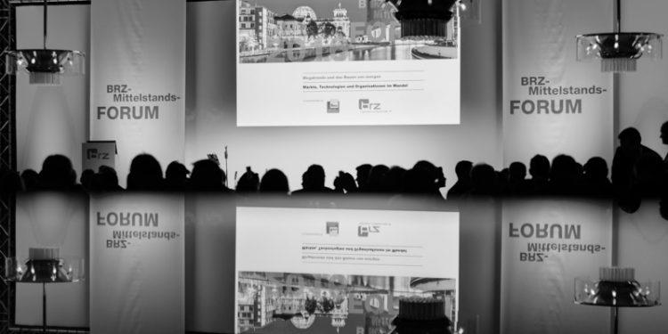 Das BRZ Mittelstandsforum 2016 im Grand Hyatt in Berlin, fotografiert von Herrn Classen