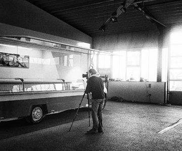 Einblick in den Arbeitsalltag eines Hamburger Fotografen